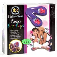 Go Toys Fashion time Flower Flip Flops
