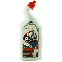 Carrefour Toilet Cleaner Power Plus 750ml