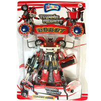 Kidzpro Trans Robot Interchange - Assorted