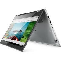 "Lenovo 2 in 1 Yoga 520 i5-8250 8GB RAM 1TB Hard Disk+128GB SSD 2GB Graphic Card 14"" Grey"