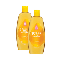 Johnson's Shampoo Gold 500ML X2 -20% Off