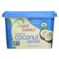 Earth Organic Balance Buttery Coconut Spread 283g