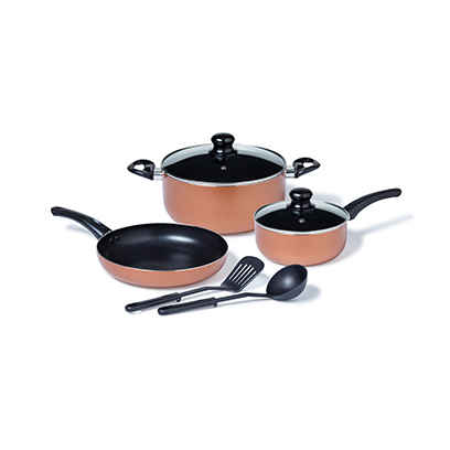 0b25bf4b15f7 Buy Pyrex Argento Cooking Set 7 Pieces Online - Shop null on ...