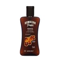 Hawaiin Tropic Tropical Oil Dark SPF0 200M