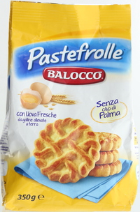 Balocco Pastefrolle Biscuit 350g
