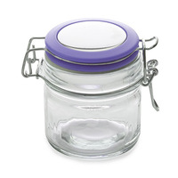 Maxwell & Williams Cosmopolitan Colours Clip Top Jar Purple 100ML