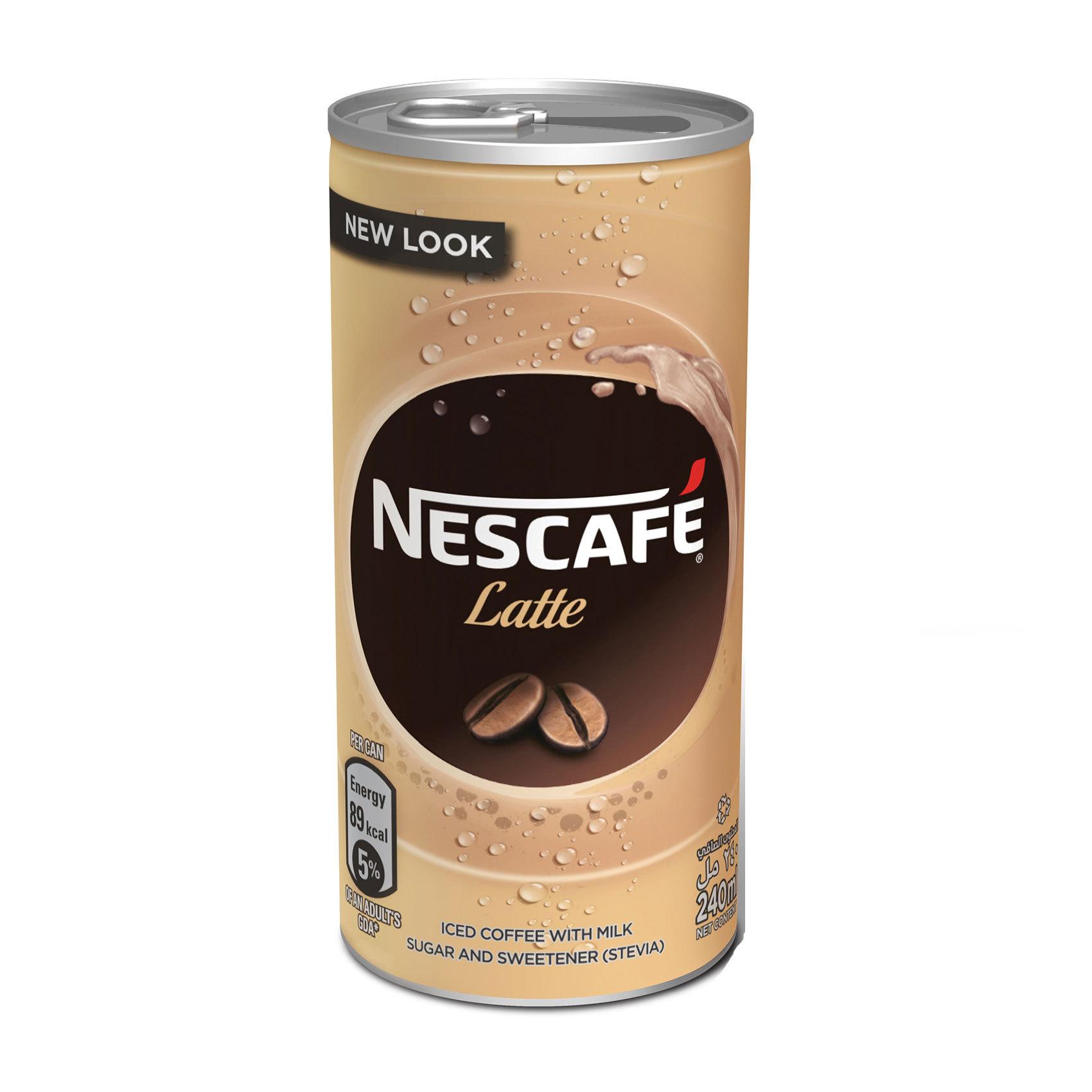 NESCAFE DRINK LATTE 240ML