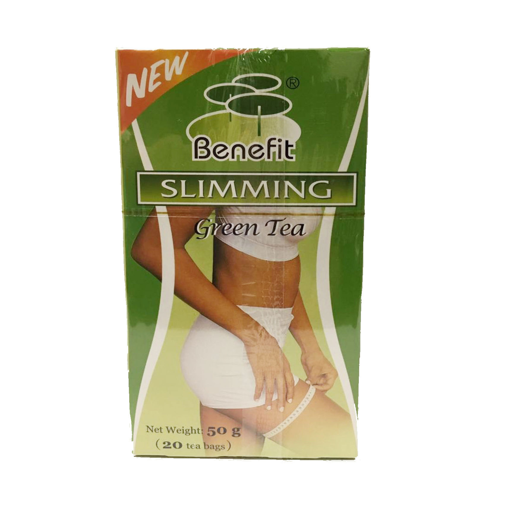 BENEFIT SLIMMING TEA 20'S 50G