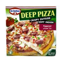 Dr oetker pepperoni pizza 400 g