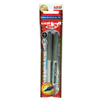 Uni-Ball Eye Pen Bls 2Pc Be