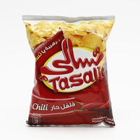Tasali Potato Chips Chilli Flavor 26 g