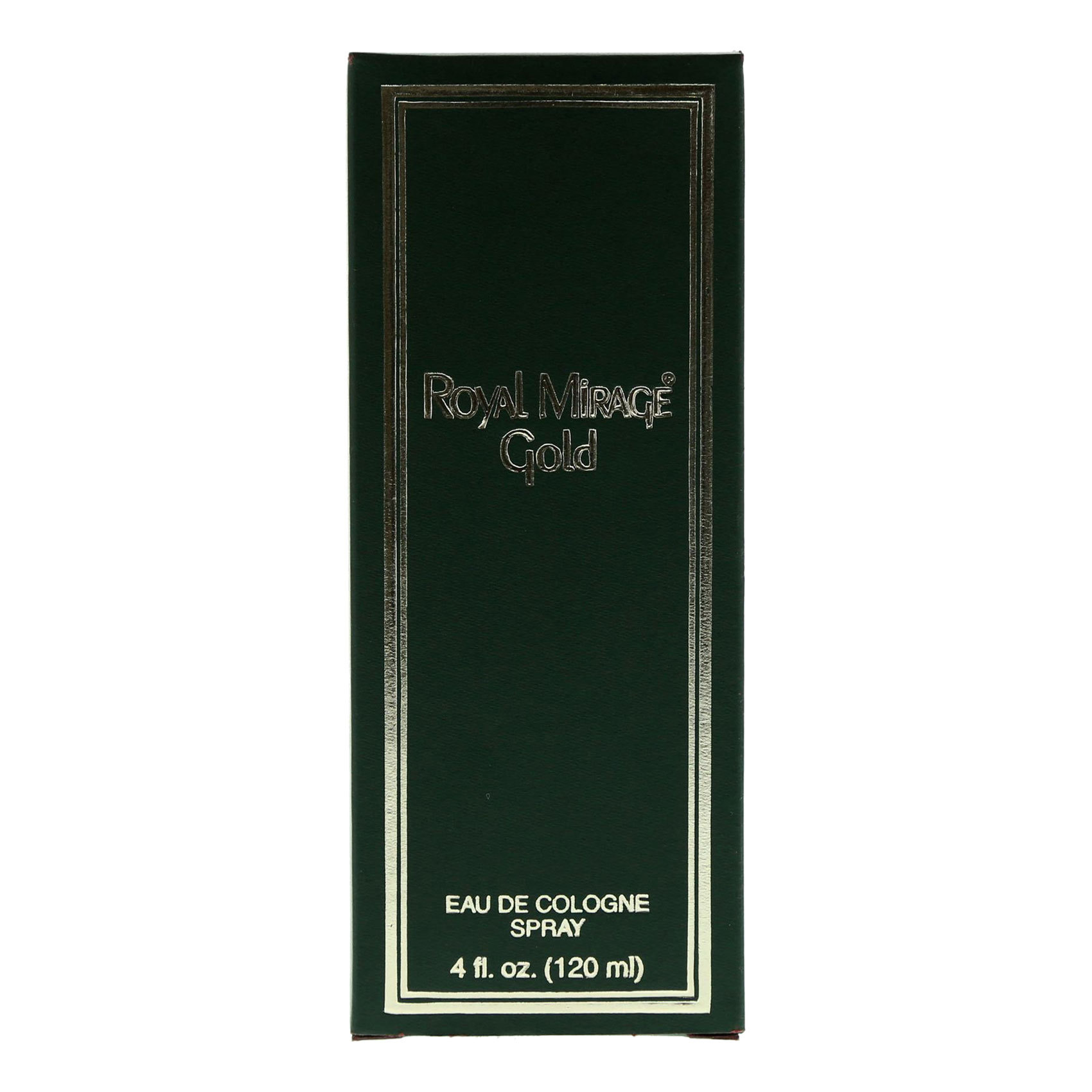 ROYAL MIRAGE GOLD EDT 120ML