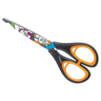 Scissors Tattoo Kids 13Cm Blister