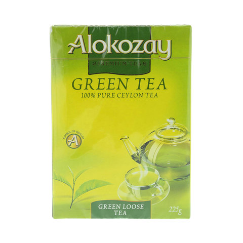Alokozay-Loose-Green-Tea-225g
