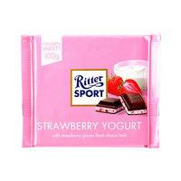Ritter Sport Strawberry Yogurt Chocolate 100g