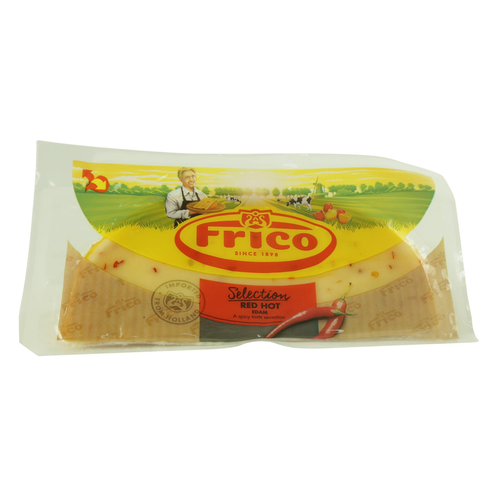 FRICO DUTCH RED HOT CHEESE CUT 235G