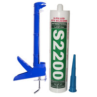 Caulking Gun + Silicon