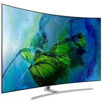 "Samsung QLED Curved TV 65"""" QA65Q8C"