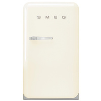 Smeg 130 Liters Single Door Fridge FAB10HRP Ceramic