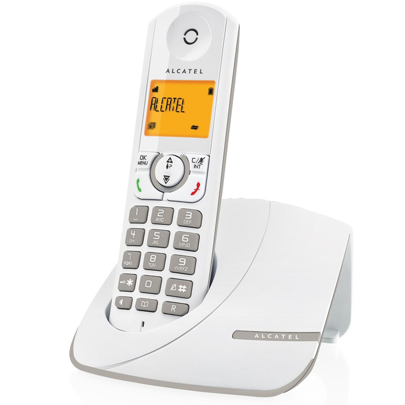 ALCATEL F330EMA GRY DECT PHONE