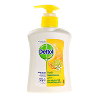 Dettol Fresh Anti Bacterial Liquid Hand Soap 200 ml