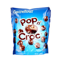 Carrefour Pop Croc Cereal Bar 175g