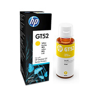 Hp Cartridge GT52 Yellow
