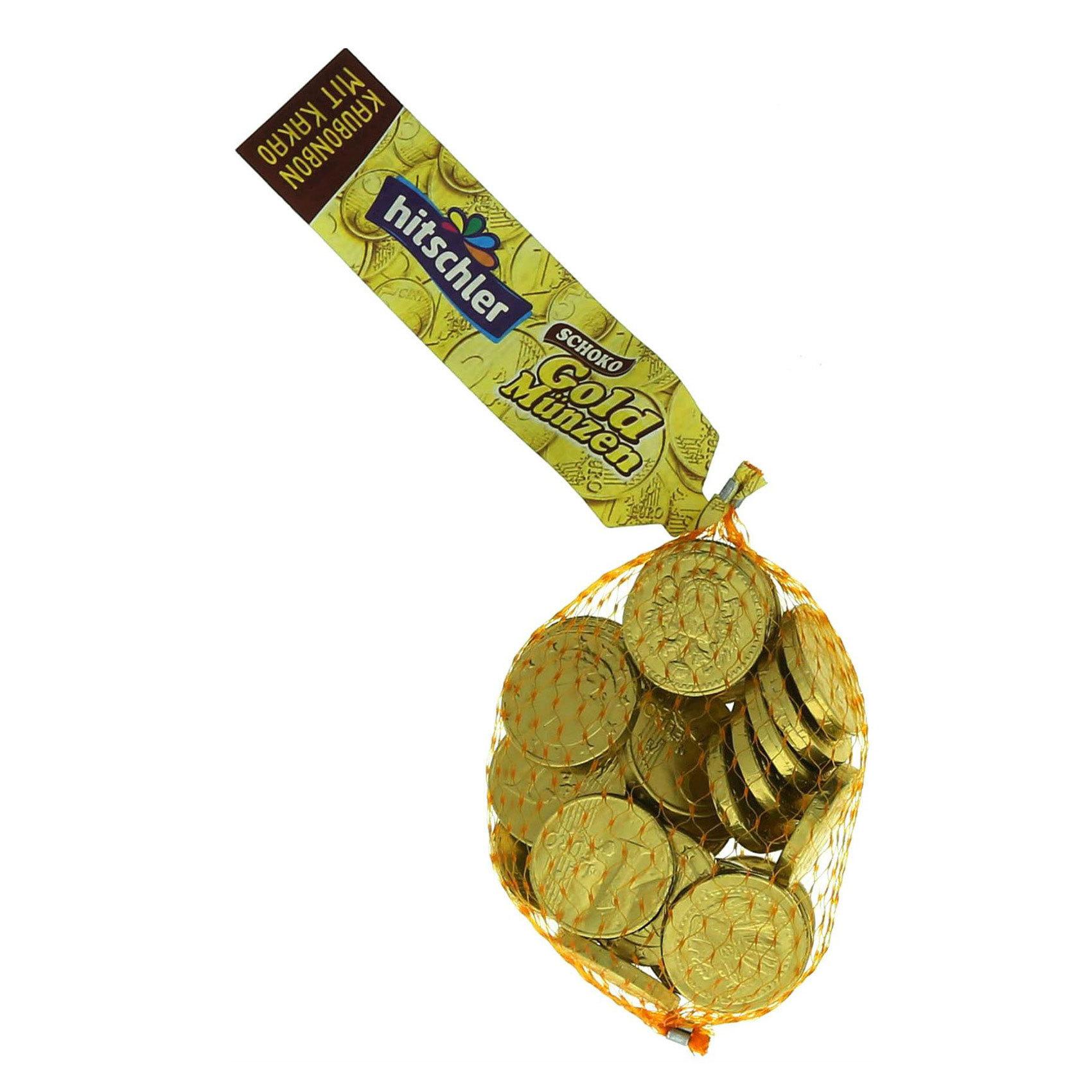 HITSCHLER CHEW CANDY COINS 150GR