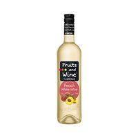 Moncigale Sas Fruits & Wine Peach Wine 75CL