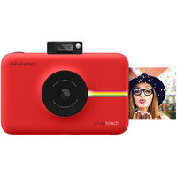Polaroid Camera Snap Touch Red