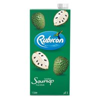 Rubicon Fruit Drink Guanabana 1L