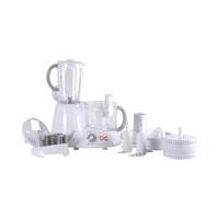 DAEWOO Food Processor DE-95 1.2 Liter 1000 Watt White