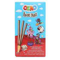 Ozmo Hoxi Poxi Biscuit Sticks Coated With Chocolate 36g