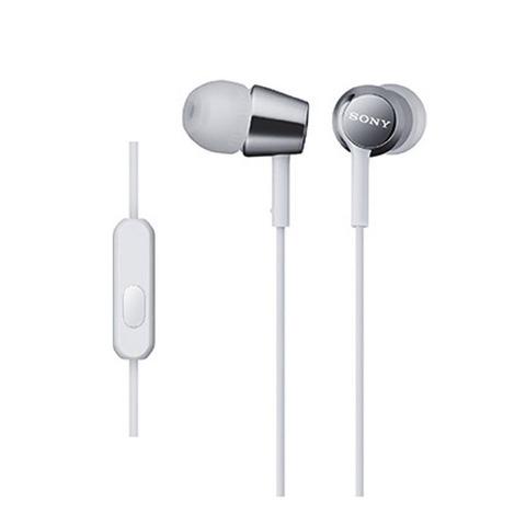 Sony-Earphone-MREX150AP-White