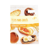 Carrefour Bread Toasted Small 225GR
