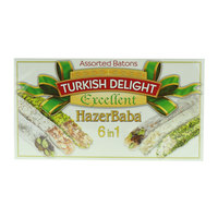 Hazer Baba 6in1 Excellent Turkish Delight 350g