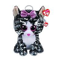 Ty Fashion Kiki Cat Sequin Backpack