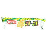 Britannia 50-50 Biscuits 71g