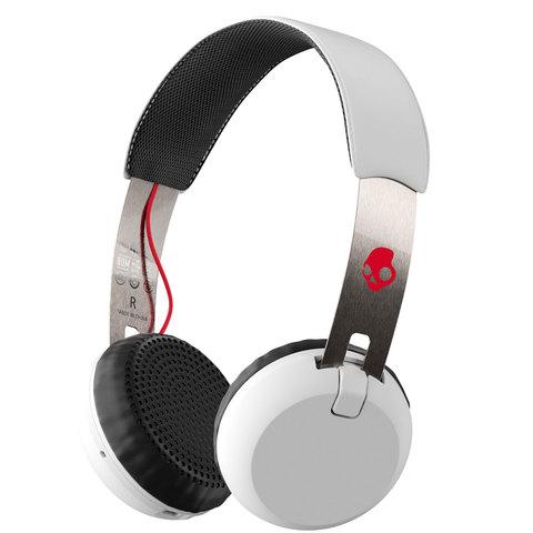 Skullcandy-Headphone-Grind-White
