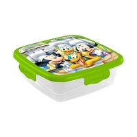 Hega Disney Lunch Box Food Container 0.5L
