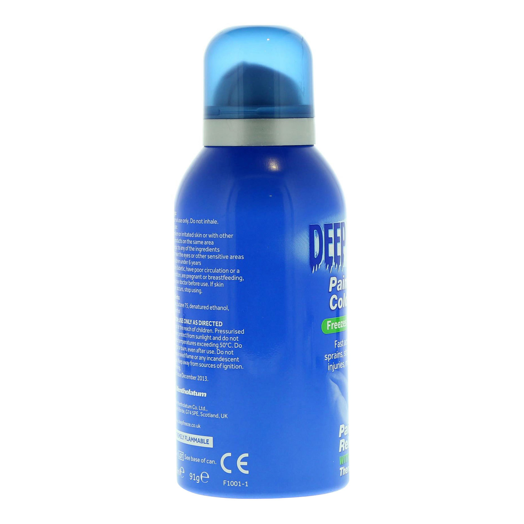 DEEP FREEZE SPRAY 150ML