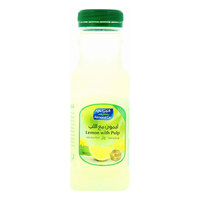 Almarai Lemon with Pulp & More Mint Juice 300ml