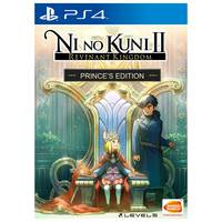 Sony PS4 Ni No Kuni II:Prince's Edition