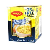 Maggi Soup Chicken Noodle 60 g x 15 Pieces