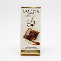 Godiva Milk Chocolate Caramel Lion 86 G