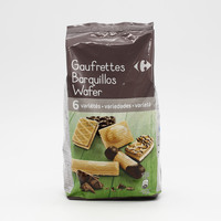 Carrefour Waffis Assorted Wafers 400 g