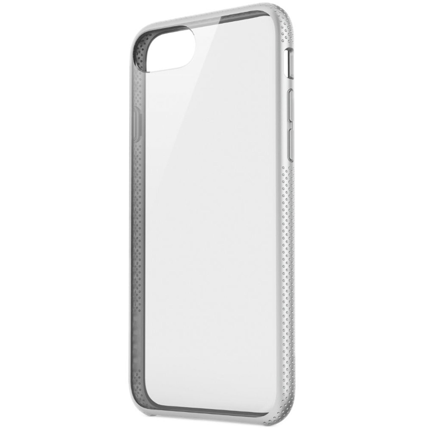 BELKIN CASE IPHN7 FORCE THISTL SILV