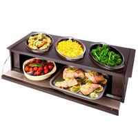 Hostess Built-In Food Warmer HO392BR Buffet Server