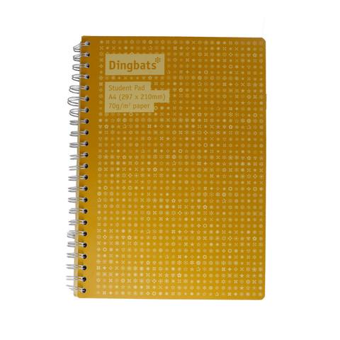 Abc-Note-Book-A4-Hard-Cover-160-Sheet-70-Gram