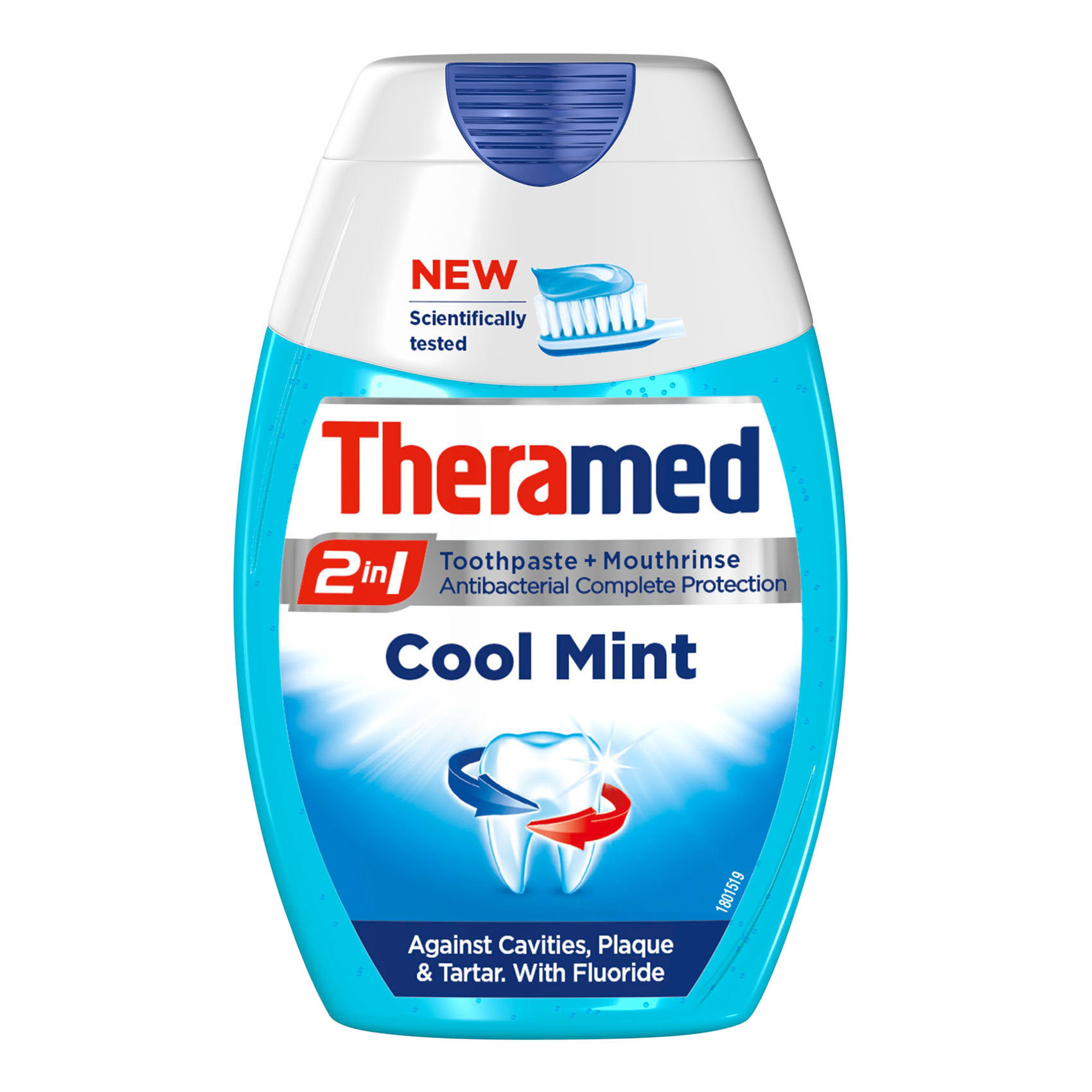 THERAMED T/PASTE COOL MINT 75ML